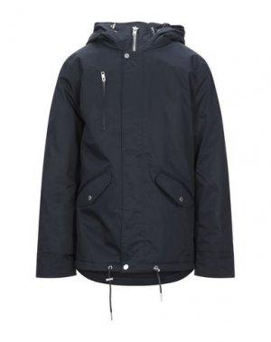 Куртка ELVINE. Цвет: темно-синий