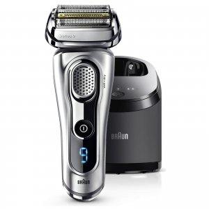 Электробритва Series 9 9290Cc Wet and Dry Electric Shaver Braun