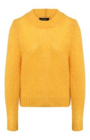Пуловер Isabel Marant. Цвет: желтый