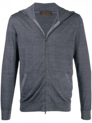 Fine knit hoodie Altea