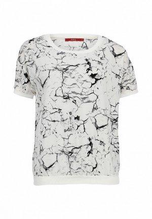 Блуза EDC by Esprit ED002EWCPO41. Цвет: белый