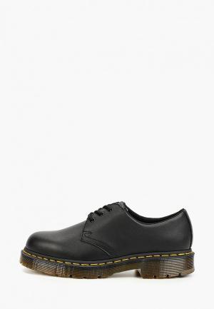 Туфли Dr. Martens 1461 SR - NS 3 Eye Shoe. Цвет: черный