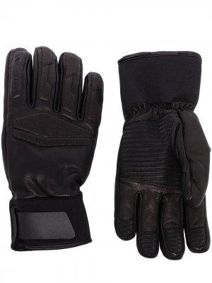 Лыжные перчатки Performance KJUS. Цвет: черный