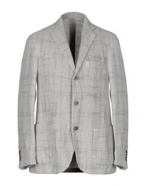 Пиджак PAVIN. Цвет: светло-серый