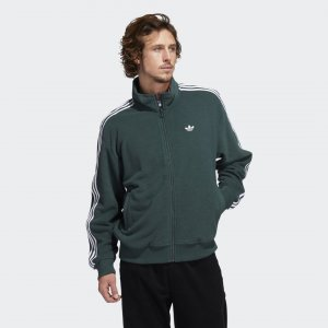 Олимпийка Bouclette Originals adidas. Цвет: белый