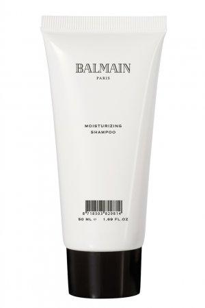 Увлажняющий шампунь (дорожный вариант), 50ml Balmain Paris Hair Couture. Цвет: multicolor