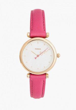 Часы Fossil ES4827. Цвет: розовый