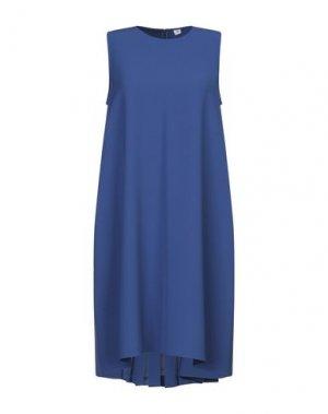 Короткое платье GOSSIP. Цвет: синий