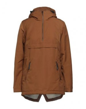 Куртка HELLY HANSEN. Цвет: коричневый