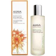 Мист для тела с сухими маслами и ароматом мандарина кедра Dry Oil Body Mist — Mandarin and Cedarwood AHAVA