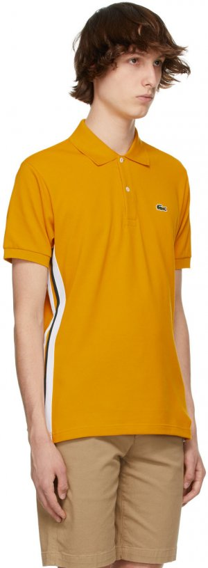 Yellow Ricky Regal Edition L.12.12 Polo Lacoste. Цвет: 66f