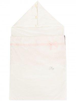 Конверт с вышивкой Lesy. Цвет: белый