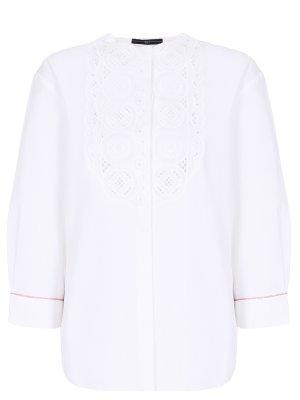 Блуза хлопковая HIGH