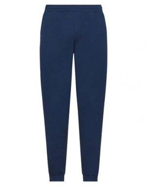 Повседневные брюки IUTER. Цвет: темно-синий