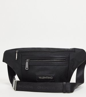 Черная сумка-кошелек на пояс Exclusive Finn-Черный цвет Valentino Bags