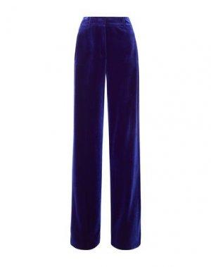 Повседневные брюки AKRIS. Цвет: темно-синий