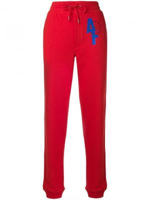 Спортивные брюки с логотипом A.F.Vandevorst