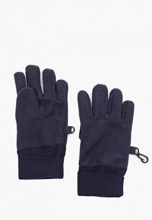 Перчатки Maximo. Цвет: синий