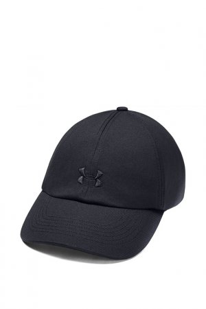 Бейсболка UA Play Up Cap Under Armour. Цвет: черный