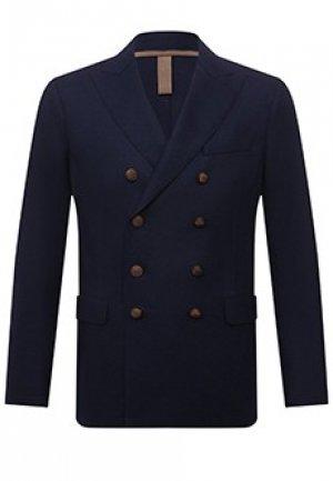 Пиджак ELEVENTY. Цвет: синий