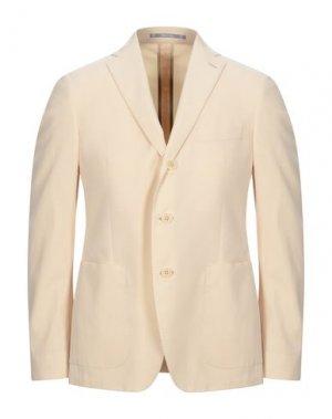 Пиджак CANTARELLI. Цвет: светло-желтый