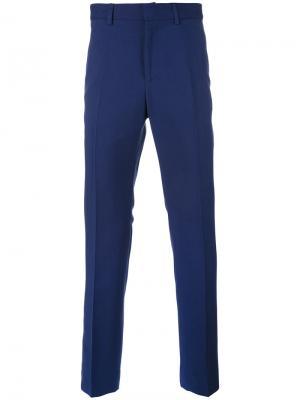 Костюмные брюки Stella McCartney. Цвет: синий