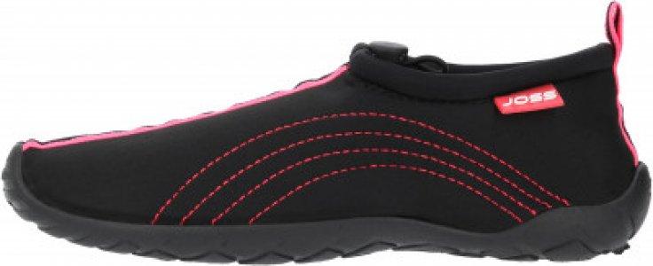 Тапочки коралловые женские Aquashoes, размер 38 Joss. Цвет: черный