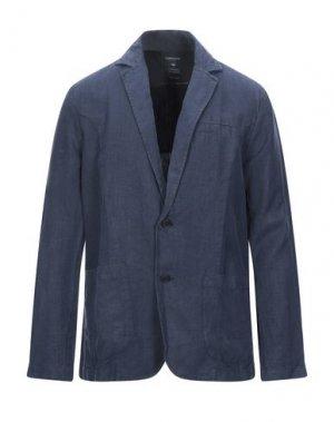 Пиджак OSKLEN. Цвет: темно-синий