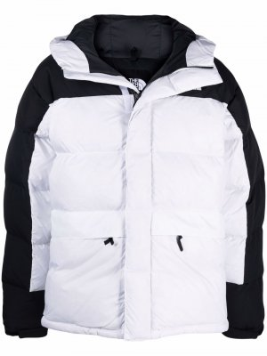 Colour-block padded jacket The North Face. Цвет: белый