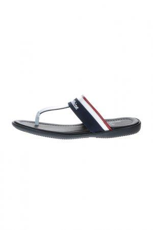 Туфли пляжные HARMONT & BLAINE. Цвет: синий