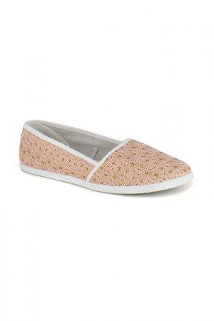 Прогулочная обувь HCS. Цвет: бежевый, белый