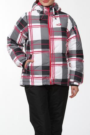 Куртка CAYA Five seasons. Цвет: розовый