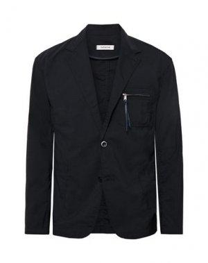 Пиджак NONNATIVE. Цвет: темно-синий