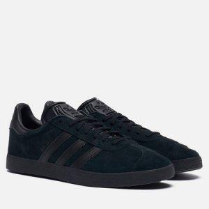 Кроссовки Gazelle adidas Originals. Цвет: чёрный