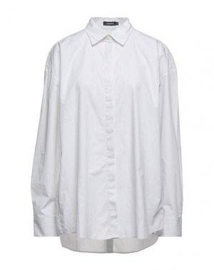 Pубашка J. LINDEBERG. Цвет: белый