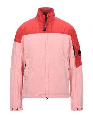Куртка C.P. COMPANY. Цвет: красный