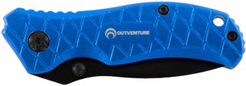 Брелок Knife Outventure. Цвет: синий