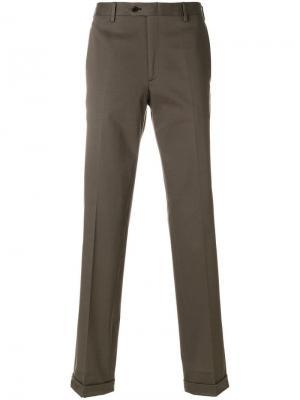 Классические брюки-чинос Brioni