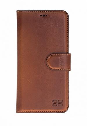 Чехол для телефона Bouletta Samsung Galaxy S9 Plus Magic Wallet. Цвет: коричневый