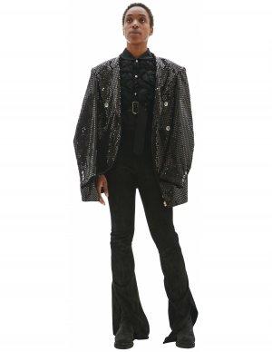 Пиджак в пайетках Junya Watanabe