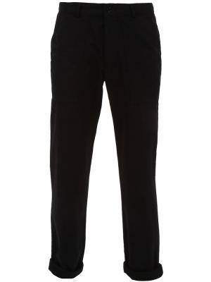 Basil trouser B Store. Цвет: чёрный