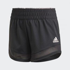 Шорты для фитнеса Performance adidas. Цвет: черный