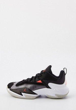 Кроссовки Jordan ONE TAKE 3. Цвет: серый