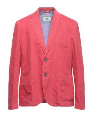 Пиджак ICE ICEBERG. Цвет: красный