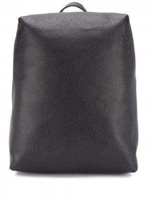 Рюкзак на молнии Marsèll. Цвет: черный