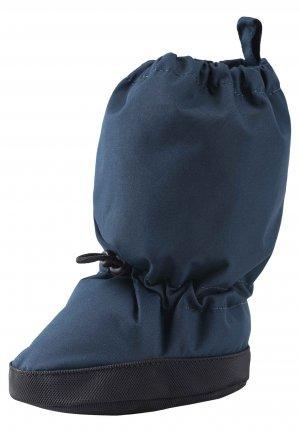 Пинетки Hiipii Синие Reima. Цвет: синий