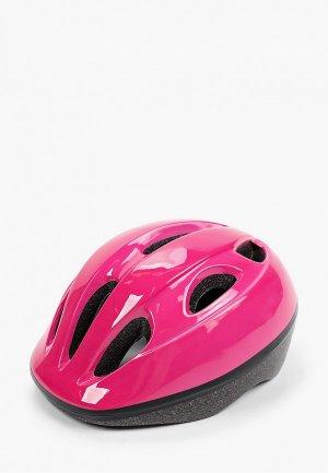 Шлем Reaction. Цвет: розовый
