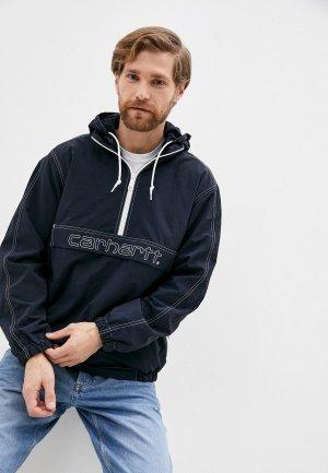 Куртка Carhartt WIP. Цвет: синий