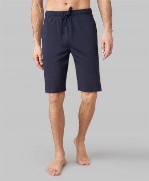 Пижамные шорты HENDERSON. Цвет: синий