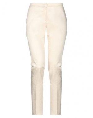 Повседневные брюки ANDREA TURCHI. Цвет: бежевый